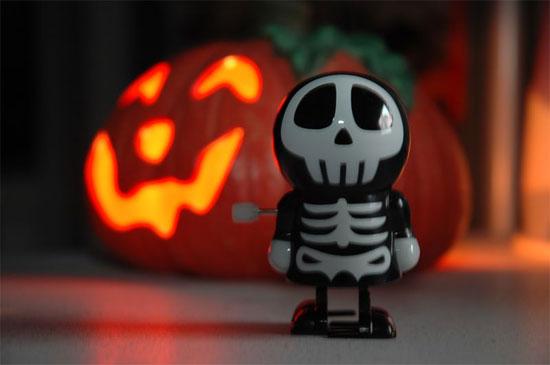 Felice Halloween a tutti!